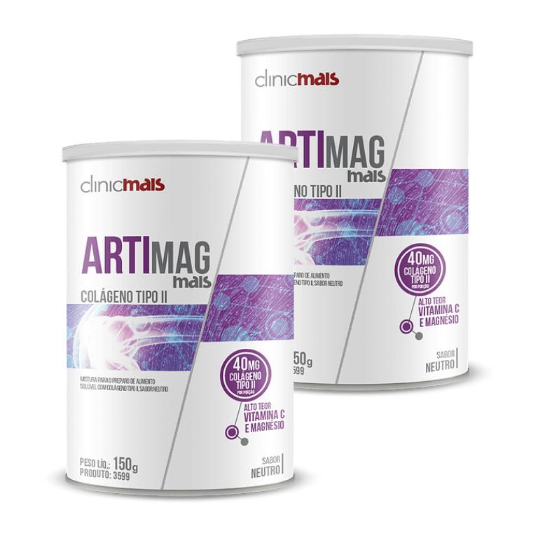 Colágeno Tipo II 40 mg - Neutro