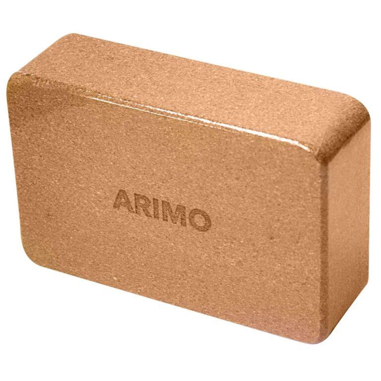 Arimo Eco Bloco Yoga Cortiça