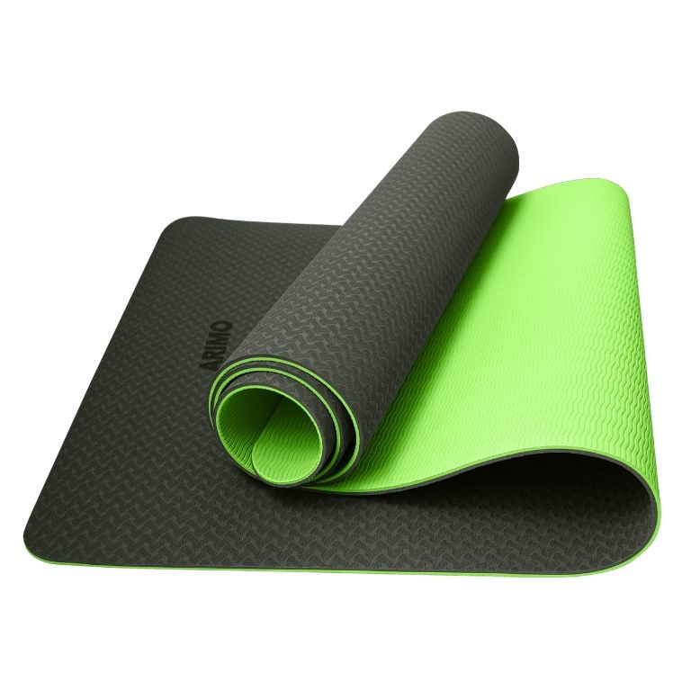 Arimo Balance Tapete de Yoga Verde TPE