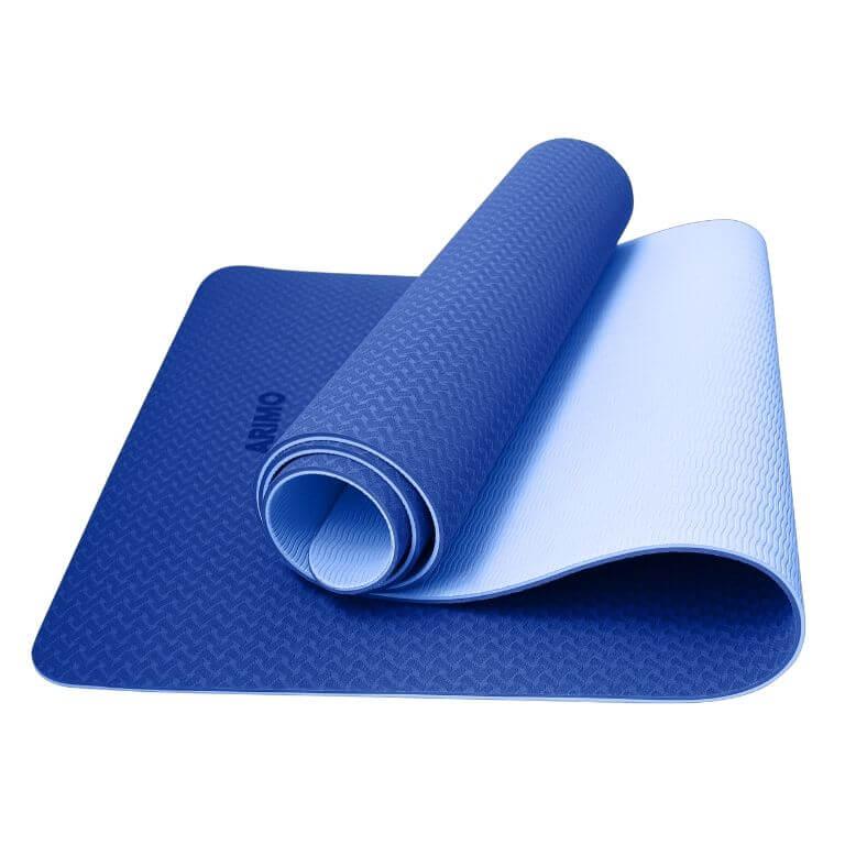 Arimo Balance Tapete de Yoga Azul TPE
