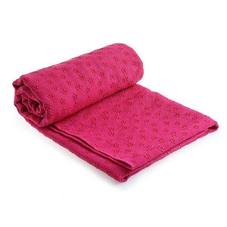 Arimo Balance Toalha de Yoga Rosa